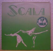 """(o) Scala - 3 (LP + 12"""" Maxi) [EX/EX/EX-]"""