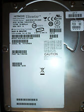 """Hitachi Ultrastar 10K300 17R6390 HUS103014FL3800 147GB 10000RPM 3.5"""" Hard Drive"""