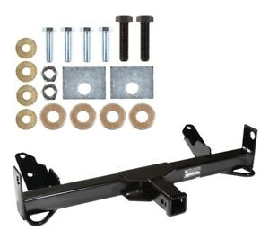 """Front Mount Trailer Tow Hitch For 94-02 Dodge Ram 1500 2500 3500 2"""" Receiver NEW"""