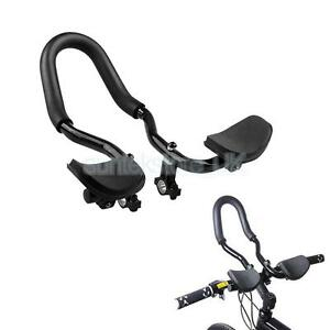 Alloy Triathlon Aero Bicycle Rest Handle Bars Handlebar Road Mountain Bike