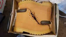 FILA Men's Edgewater 12 Nubuck Boot  Size-11 Wheat/Gum New with box