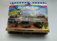 Micro Machines Military #12 World War II Classics