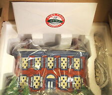 DEPARTMENT 56 HEINZ KETCHUP COMPANY Christmas Village Building Exclusive in Box