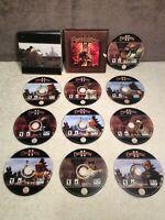 Everquest II 2 PC CD-ROM MMORPG Game 2004 Sony 10-Disc Set