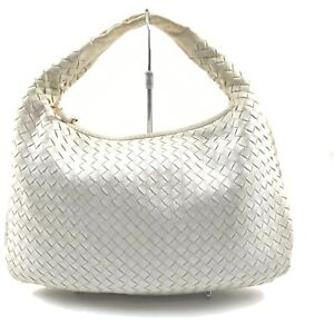 Bottega Veneta Hand Bag  Whites Leather 1903193