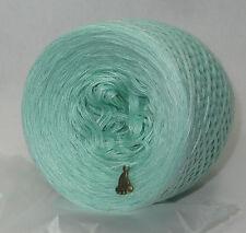 brandys-kreativ Uni Mint, 100g = 375m, zu Farbverlaufsgarnen 4-fädig, Nr1030