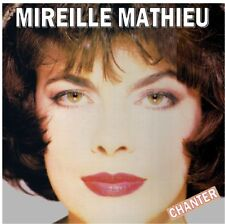 Mireille Mathieu ‎– Chanter CD NEW + 4 Bonus Tracks