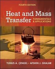 Heat and Mass Transfer Fundamentals and Applications Cengel 4th Edition
