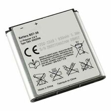 REPLACEMENT BATTERY BST-33 FOR SONY ERICSSON PHONES