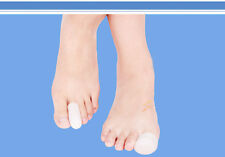 5 Pairs Silicone GEL Toe Caps Protector for Hammer Toe Claw Blisters Corns S