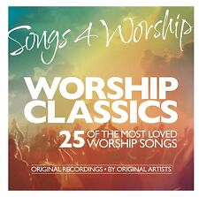 Songs 4 Worship (S4W) : Worship Classics - Various Artists (CD, 2014, 2 Discs)