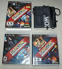 CAPCOM Essentials American GIOCO PS3-Resident Evil 6 SUPER STREET FIGHTER IV