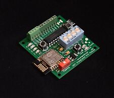 WiFi Wireless sensor and module, analog/digital  controls up to 4 relays