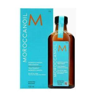 Moroccanoil treatment Original All Hair type Care Essential Oil 100ml