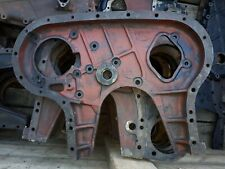 NUFFIELD TRACTOR ENGINE INNER TIMING COVER.