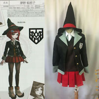 Danganronpa V3: Killing Harmony Yumeno Himiko Cosplay Costume Uniform Full Set