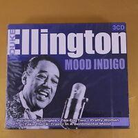 DUKE ELLINGTON - MOOD INDIGO - 3CD - 2004 - OTTIMO CD [AS-133]