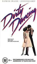 DIRTY DANCING (Patrick Swayze/Jennifer Grey) VHS