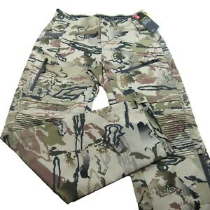 Under Armour Ridge Reaper Raider Hunting Pants Size 30x30 Mens Camo 1316961-999