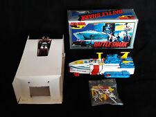 POPY BATTLE FEVER J - BATTLE SHARK - PB-83  - SUPER SENTAI - VINTAGE ROBOT