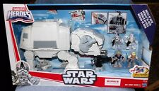 PLAYSKOOL STAR WARS 2016 GALACTIC HEROES BATTLE OF HOTH SET KOHL'S EXCLUSIVE