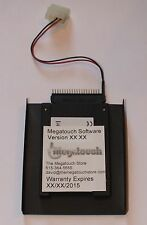Merit Megatouch Force 2010.5 Brand New SSD Flash Memory Hard Drive! 2010 - 2yr w