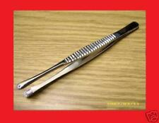 """3 Russian Tissue Forceps 8"""" Surgical Dental Instruments"""