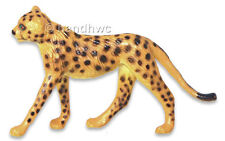 Free Shipping | Aaa 96572 Cheetah Cub Wild Animal Model Replica- New in Package