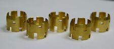Brass Fittings:  Air Brake Hose Sleeve, Hose O.D. 3/4, Hose I.D. 3/8, Qty 25