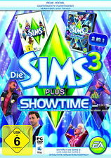 Die Sims 3 & Showtime [video game]