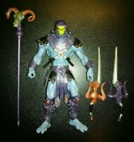 Masters of the Universe 200X 2002 Complete Skeletor MOTU