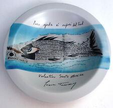 LIMITED EDITION 226/510 BUON RICORDO AMERICA Valentino plate Santa Monica