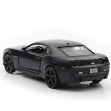1:36 Scale Chevrolet Camaro Model Car Alloy Diecast Toy Vehicle Kids Gift Black