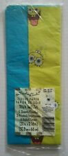 Spongebob Squarepants Gift Wrap Tissue Paper Htf *New* Sold Out in Stores