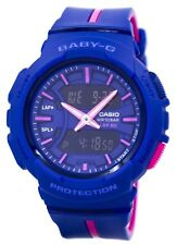 Casio Baby-G Shock Resistant Dual Time Analog Digital BGA-240L-2A1 Womens Watch