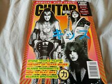 More details for guitar world - kiss special edition september 1996