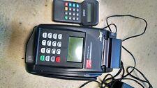 Verifone Eclipse Quartet Telecheck Credit Debit Card Check Terminal