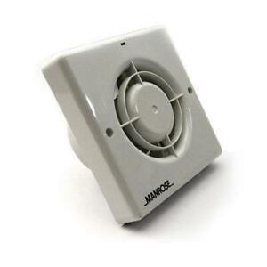 "Manrose XF100T Extractor Fan Timer 4"" Bathroom Shower"