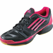 Adidas Adizero Women's Crazy VOLLEY PRO Volleyball Shoes Black Pink Sz 14
