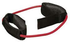 """CanDo Exercise Tubing w/Cuff Exerciser-35"""" -Red-light-1410842 10-5762 NEW"""
