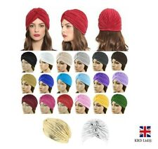 High Quality Ladies Girls Turban Head Wrap Bandana Afro Indian Style Chemo B3
