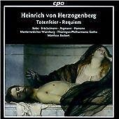Herzogenberg: Requiem [Bobe, Bräckelmann, Argmann, Hamann] [CPO: 777755-2], Bobe