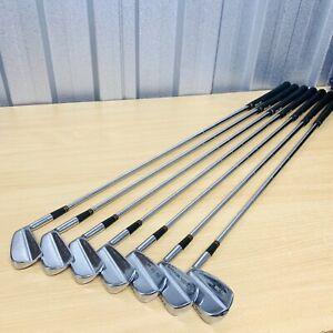 Mens R/H TEAM DAIWA DG-201 Forged Bladed Irons Set 3-10 FREE POST