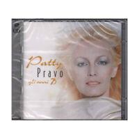 Patty Pravo 2 CD Gli Anni 70 Serie Gli Anni Settanta RCA 743216028222 Sigillato