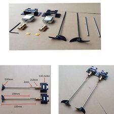 2set/lot Motor Double Motors For RC Boat Drive 130 Motor DIY Model Material Kit