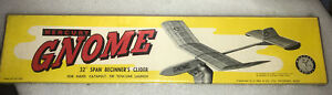 """Vintage Mercury Gnome 32"""" Beginners Glider New And Sealed"""