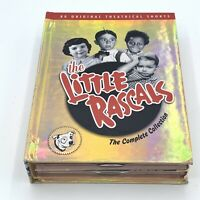 The Little Rascals - The Complete Collection (DVD, 8-Disc Set) Missing 1 Disc