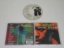 DR. ALBANIA/ONE LOVE THE ALBUM(LOGIC 262 938) CD ALBUM