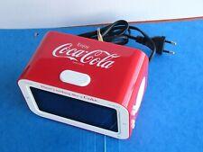 Radio réveil Coca Cola Bigben 2013