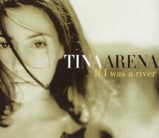 TINA ARENA RARE If I Was A River 3 track IMPORT 1998 CD Single